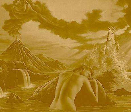 Domenica 3 febbraio 2019  Il centauro e le sirene alate di monte Echia