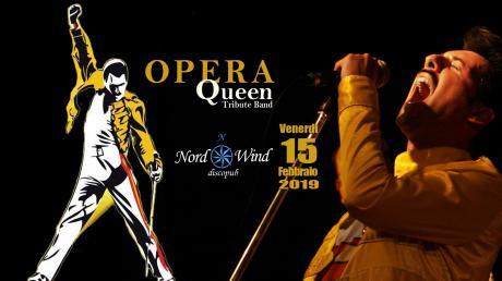 Opera - Queen tribute in concerto al Nordwind discopub di Bari