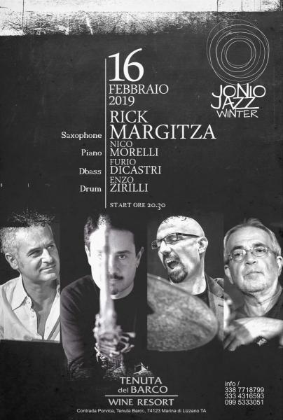 Nico Morelli - Rick Margitza - Furio Di Castri - Enzo Zirilli  4tet