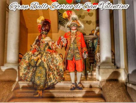 GRAN BALLO STORICO di SAN VALENTINO