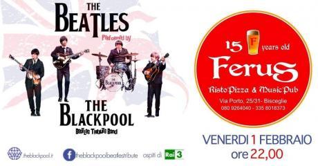 "The Beatles live tribute @ FERUS con ""The Blackpool"""