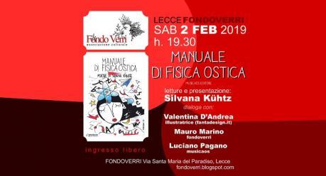 Presentazione del nuovo libro di poesie di Silvana Kühtz