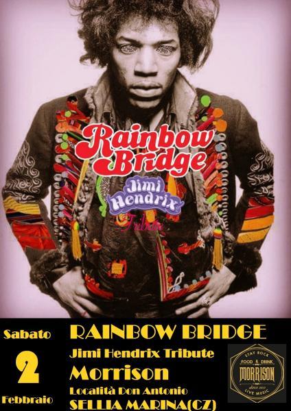 Rainbow Bridge plays Jimi Hendrix Tribute