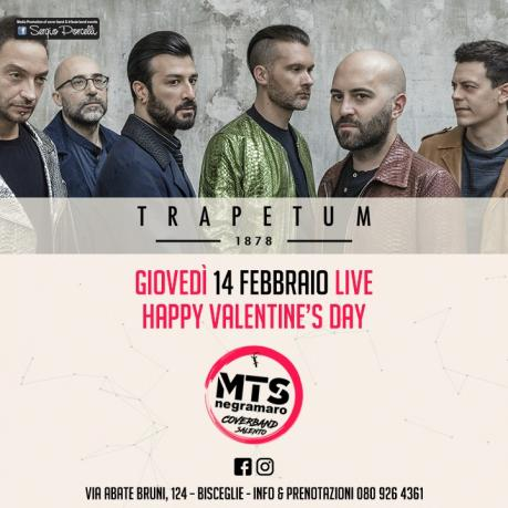 Happy Valentine' Day - Mts Negramaro Coverband