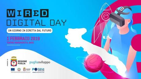 Wired Digital Day torna a Bari
