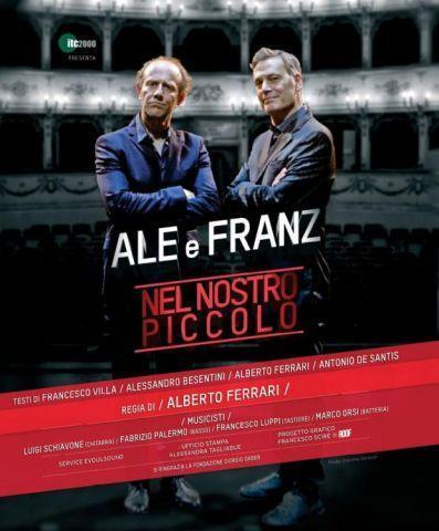 Ale e Franz a Cerignola