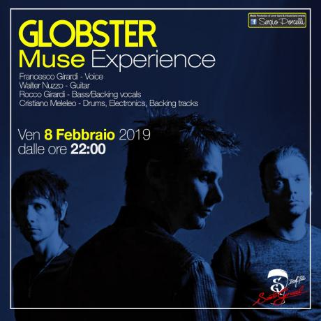 Globster - MUSE Experience a Trani