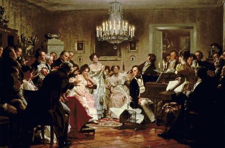 A Manduria un viaggio nei Salotti e nei Teatri dell''800, tra Vienna, Parigi e l'Italia: sabato 2 febbraio protagonista Schubert.