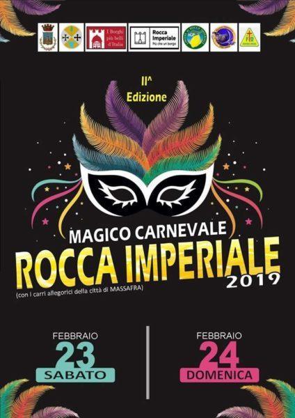 Carnevale di Rocca Imperiale