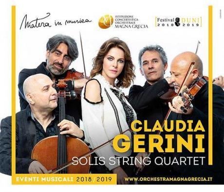 "Claudia Gerini in ""Qualche Estate Fa"""