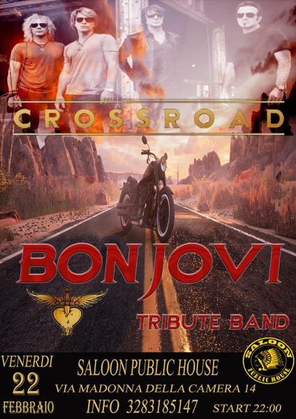 Crossroad Bon Jovi Tribute@live