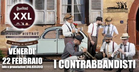 I Contrabbandisti Live at Xxl Music Bistrot