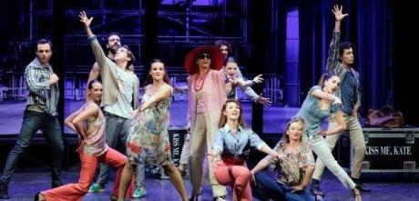 """Kiss me, Kate"" in scena al Teatro Petruzzelli"
