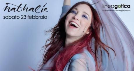Nathalie in concerto a Ferrandina