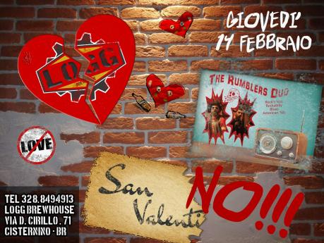 San Valenti-NO!!! - The Rumblers rockabilly show