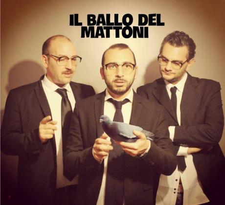 Il ballo del Mattoni a Trani