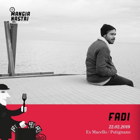 Il Mangianastri: FADI live + Carena