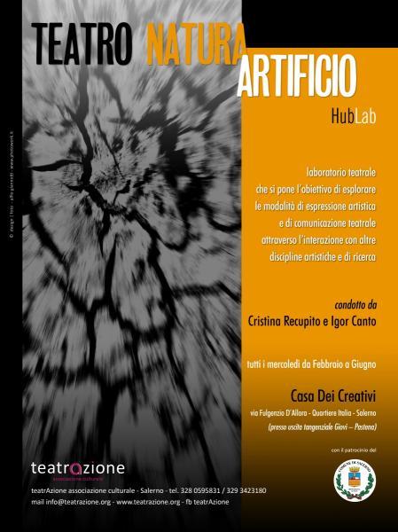 TEATRO NATURA ARTIFICIO HUBLAB
