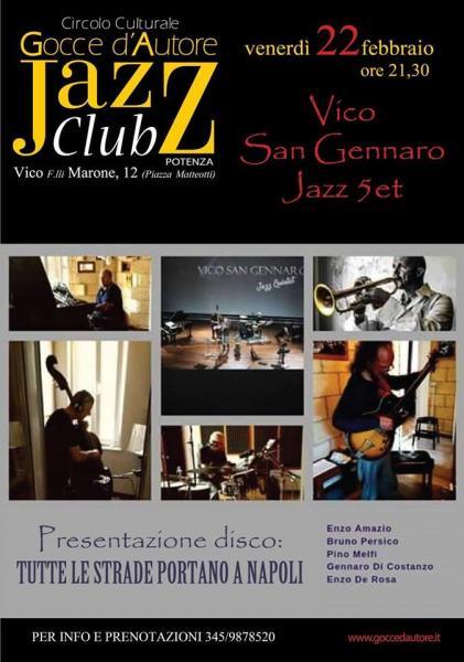 Vico San Gennaro Jazz 5et