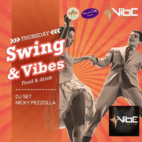 Swing & Vibe - Thursday