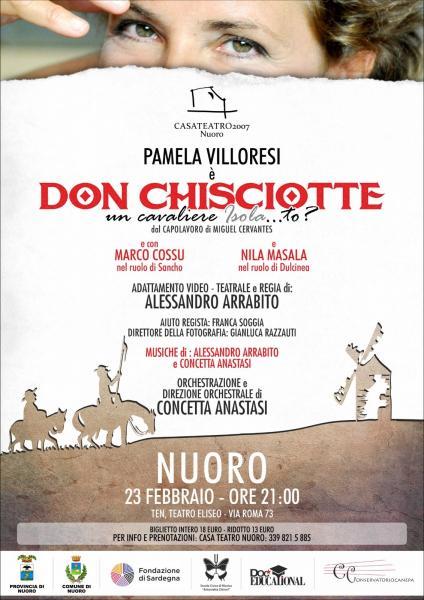 Don Chisciotte un Cavaliere Isola...to
