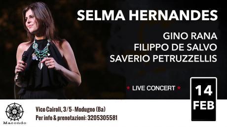 Selma Hernandes Tra bossa e Samba