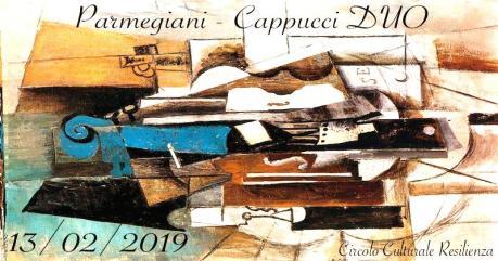 Parmegiani - Cappucci DUO