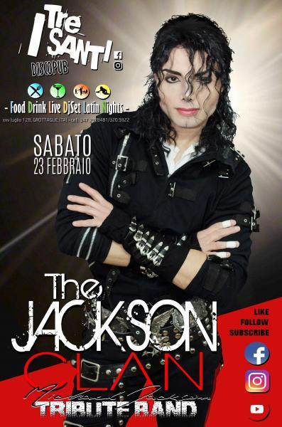 The Jackson Clan Live @ I TRE SANTI