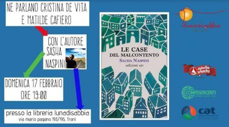 """Presentazione del romanzo """"Le case del malcontento"""""""