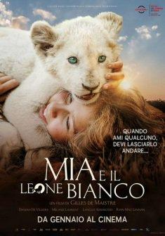 """""""Mia e il leone bianco"""" al Cinema Elio"""