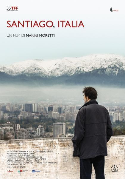 Santiago, Italia - ospite Nanni Moretti