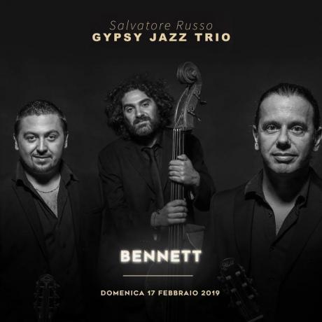 Salvatore Russo Gypsy Jazz Trio | Domenica Live Music