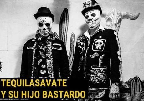 Tequilasavate y su Hijo Bastardo (FRA) live at Scarlatti Caffè