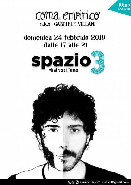 Coma Empirico allo Spazio3