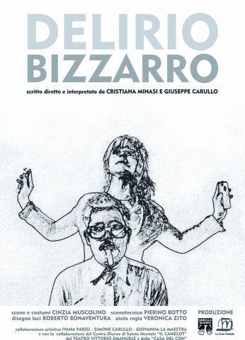 """Compagnia Carullo-Minasi in """"Delirio Bizzarro"""""""
