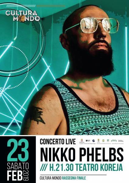 Il rap di Nikko Pheplbs per Cultura Mondo