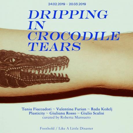Dripping in crocodile tears