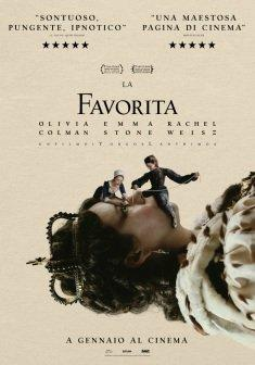"""La favorita"" al Cinema Elio di Calimera"