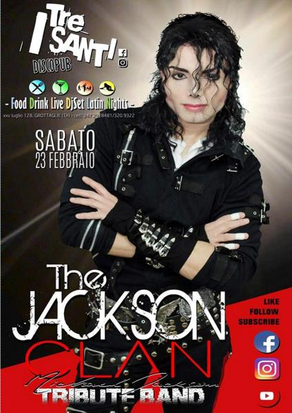 THE JACKSON CLAN tribute band Michael Jackson
