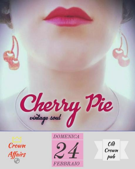 Cherry Pie @Old Crown Pub