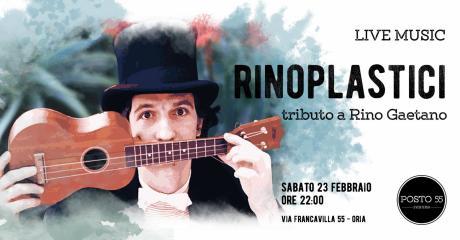 Rinoplastici - Live Music