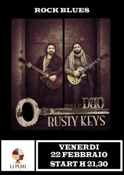 Rusty Keys Duo