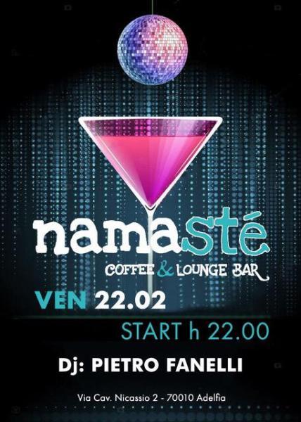 NAMASTE' ADELFIA PRESERATA FREE ENTRY