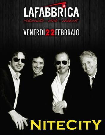 Nitecity live concert a Nardò