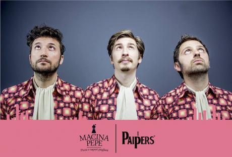 I Paipers, il beat italiano anni '60