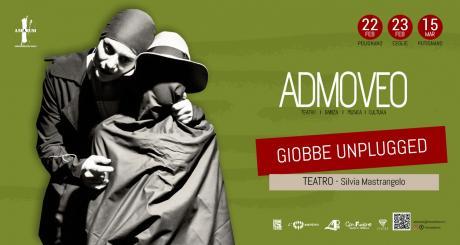 GIOBBE UNPLUGGED // Rassegna Admoveo