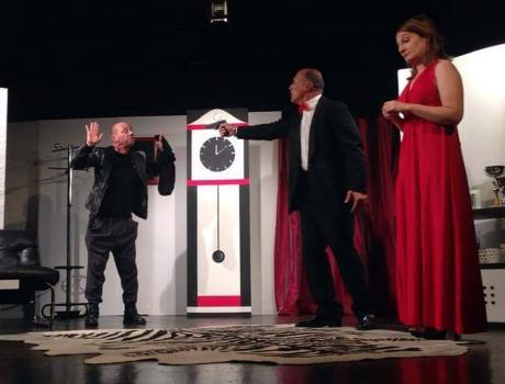 """A Maruggio on stage """"Non tutti i ladri vengono per nuocere"""""""