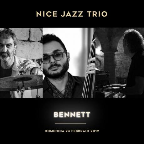 Nice jazz trio | Domenica Live Music