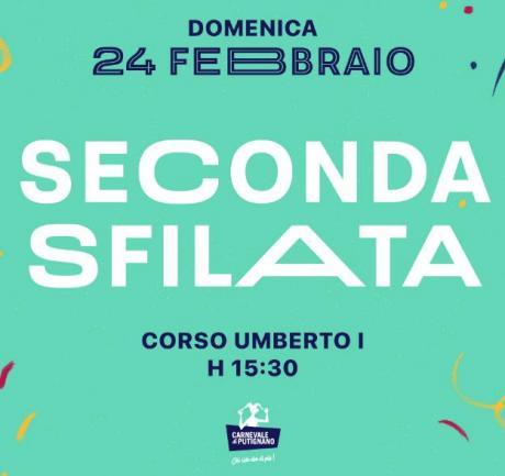 Carnevale Putignano 2019 - Seconda Sfilata