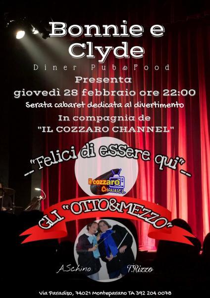 Bonnie&Clyde Cabaret Show